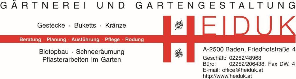Gärtnerei Heiduk